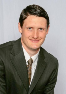 Dr. Brandon Wother of Wolther Chiropractic